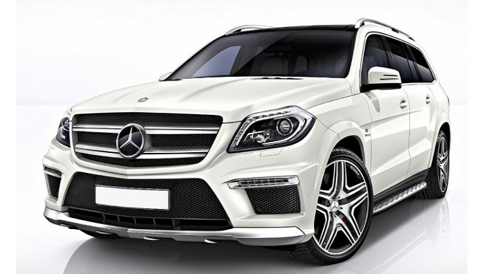 Mercedes Benz GL